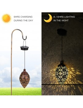 DC1.2V 0.065W IP44 Water-resistant Solar Powered Lamp