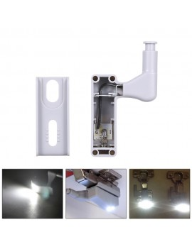 1Pcs LED Sensor Hinge Light Cabinet Lamp