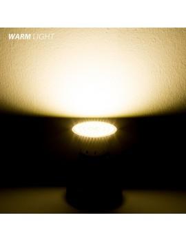 220V GU10 LED Lamp Spotlight Bulb Corn Light 48 LEDs Light Bulb LED Spot light Warm White Light