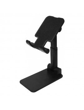 Cell Phone Stand Foldable Angle Height Adjustable Stable Portable Desktop Stand Compatible with Mobile Phone/iPad/Tablet