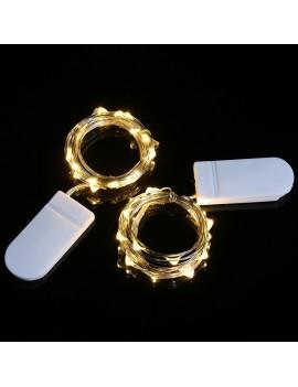 1M 2M 3M 10Pcs 20Pcs 30Pcs LED Starry Copper Wire String Light Strip