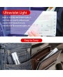 3-in-1 Multi-functional Led Flashlight Mini Portable Torch Lamp USB Rechargeable Flash Light