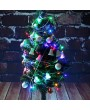 Fairy Lamp USB 50LEDs Ball String Light Decorative Lights for Christmas Wedding Home