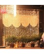 300pcs led Curtain Icicle String Lights Remote Control Waterproof Christmas Fair USB Waterfall Lights Outdoor 3*3 Curtains Lamp Flexible Home Wedding Party Curtain Garden Decor