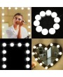 10Pcs Make Up Mirror Lights LED Vanity Mirror Bulb Dimmable Lamp