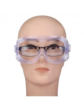 Safety Goggles Transparent Protective Glasses Eyewear-Prevent UV Proof Splashproof Eye Protect