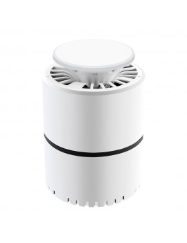 USB 5V Direct Powered Mosquito Killer Lamp LEDS UV Silent Insect-trap Light with Suction Fan Electric Fly Bug Catcher Anti-mosquito Dispeller