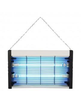 20W UV Sterilizer Lamp Sterilization Light with Ozone Hanging Canteen Kindergarten Hospital Deodorant Germicidal Lamp